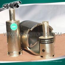 Good Quality Diamond Threaded Drill Bit (SG-17) , Diamond Core Drill