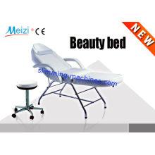 Oem Beauty Salon Equipment Portable Facial Adjustable Bed, Facial Chair, Massage Table