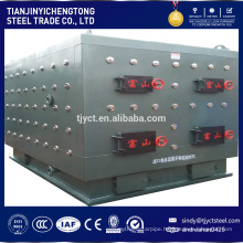 Combustion Quick Steam 1T-10T/h Horizontal Natural Gas Steam Boiler