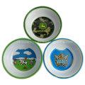 5 pouces Round Kinds Melamine Bowl