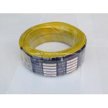 Câble électrique isolé par PVC de noyau simple