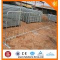 Barreira de controle de multidão de barricada de aço de design de venda quente feita na China