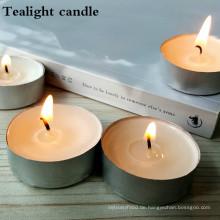 Teelicht-Kerze des Paket-14g 50pcs für Kuwait
