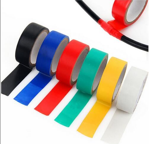 pvc insulation tape application