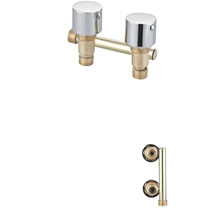 2-Function Shower Room Wall-mounted water Mixer valve G1/2