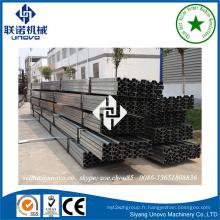 Goujon métallique de poutre en treillis avec structure en acier galvanisé