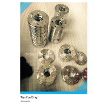 ANSI B16.5 Deslizamiento en bridas de acero inoxidable