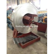 2015 en acier inoxydable de qualité meilleure bobine dérouleurs fabriqués en Chine