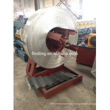 2015 best quality stainless steel coil decoilers made in china