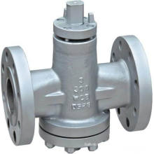 Inverted Pressure Balanced Lubricated Plug Valve (GAX47F)
