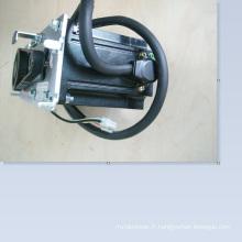 Processus de placage sans courant moteur à courant continu