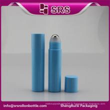 SRS bon marché 30 ml rouleau en plastique sur déodorant bouteille vide