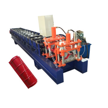 Metalldachplatte Ridge Cap Roll Foming Machine