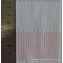 2 мм саржевого хлопка полосы Добби рубашка ткань