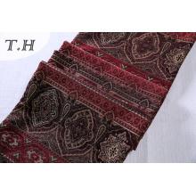 Matériaux de tapisserie d'ameublement 100% polyester viscose dans Chenille