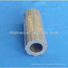 Tubo de aço sem costura tubo para material de construção