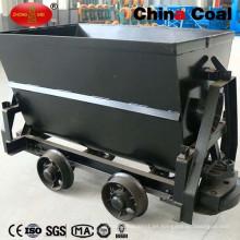 Equipo de minería de carbón Coche de mina de basculamiento