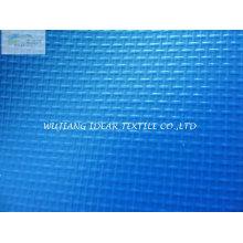 Lona de PVC saco impermeável Material tecido para toldo