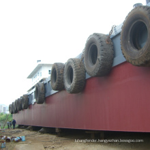 barge landing anti explosion rubber ship airbag
