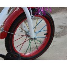 12 Inch 4 Wheel Aluminum Rim Children Bicycle