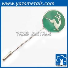 custom made metallic stick pin