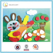 Поделки Ева мультфильм головоломки для кролика