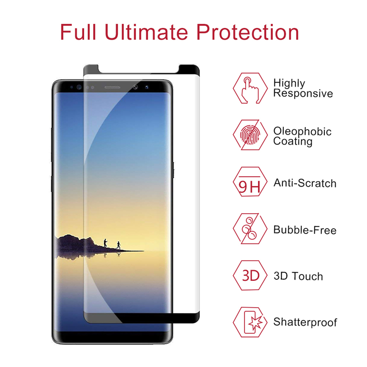 Samsung Note 9 Glass Screen Protector
