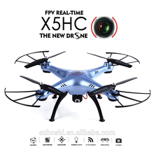 Syma X5HC With 2MP HD Camera 2.4G 4CH 6Axis Headless Mode RC Quadcopter RTF Mode 2,RC Toys Drone
