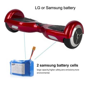 36V 4.4ah Samsung / LG Bateria Autobalanceada Smart Scooter