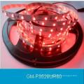IP20 DC12V 3528 Roter LED-Streifen 60LEDs / M / LED Flexibles Licht