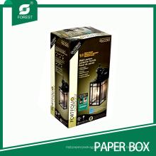 Caixa ondulada de empacotamento durável da caixa da impressão a cores de Pantone