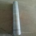 1/2 дюймов Покрынная PVC Гальванизированная Шестиугольная Ячеистая сеть / ячеистая сеть мелкоячеистой сетки