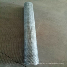 1/2 Inch PVC Coated Galvanized Hexagonal Wire Mesh / Chicken Wire Mesh