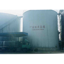 Tanque de FRP de grande escala para produtos químicos