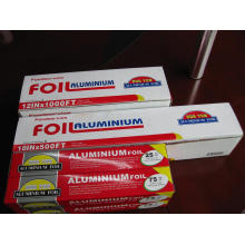 8011 Высококачественная бытовая алюминиевая фольга