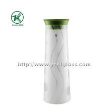 Botella de vidrio de una sola pared de BV ... (dia: 10X26.5cm 1500ml 425g)