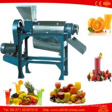 Extrator de suco de nutrição Extrator de suco de vegetal