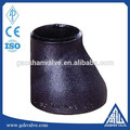 din standard casting steel eccentric pipe reducer