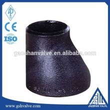 Réducteur excentrique à soudure en acier au carbone