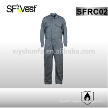 Flame-Resistant Clothing working coverall Light Weight Coverall fire retardant coverall cotton coverall
