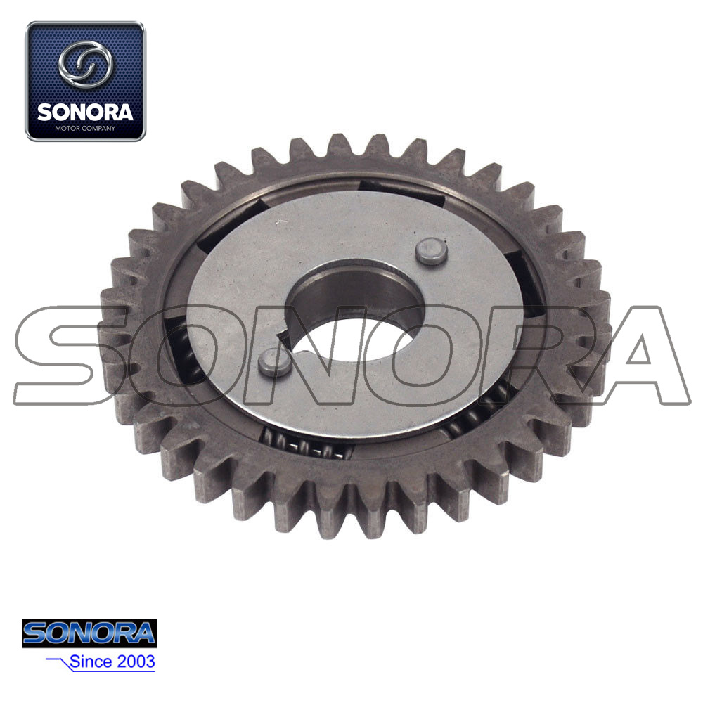 NC250 Counter Balance Shaft Drive Gear (2)
