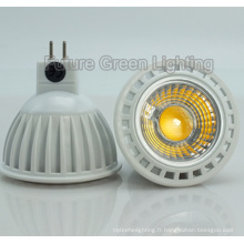 COB LED MR16 Lumière 38 ° / 45 ° / 60 °