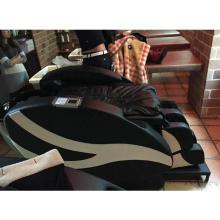 cama de la silla automática del masaje del champú