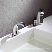 F105 Commercial Automatic Tap Sensor Electric Water mixer  Bathroom Sensor Faucet