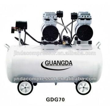 matériel dentaire CE GV 30L 580W silencieux compresseur sans huile