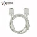 SIPU schéma de câblage vga câble péritel câble coaxial câble convertisseur 3 + 4