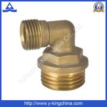 Male Thread Brass Elbow Copper Fitting (YD-6026)