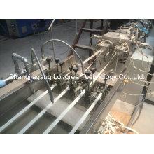 Ligne d'extrusion de baguette en PVC