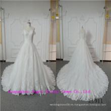 Vestido de novia sirena sexy