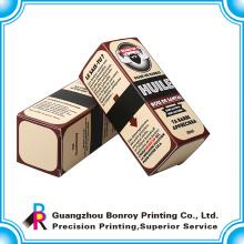 Сверкающие коробки косметики картона упаковывая